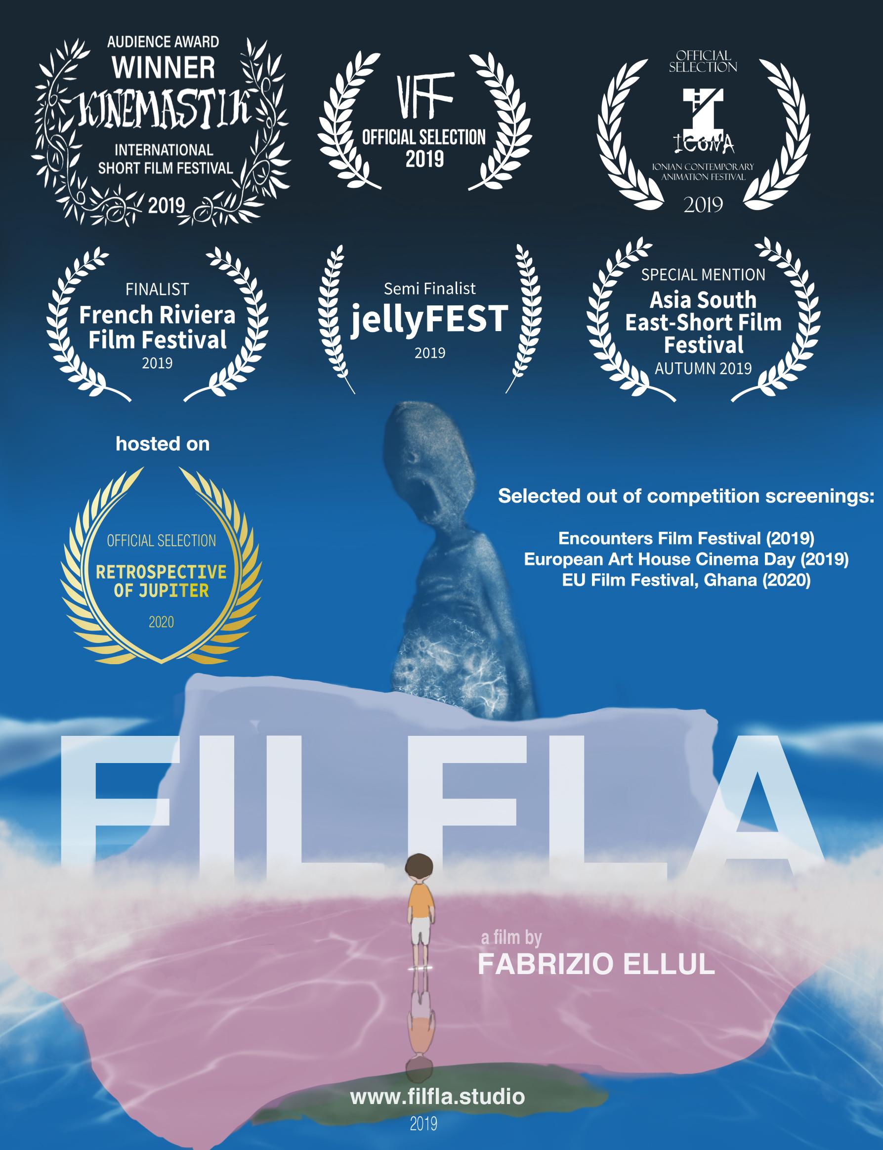 poster filfla studio 2020